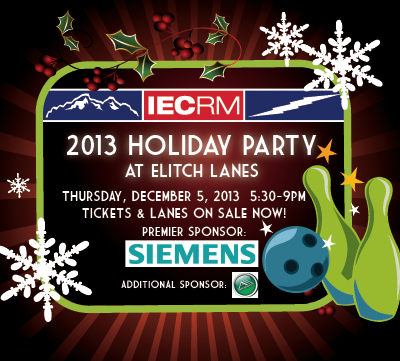 2013 Holiday Party: Bowling at Elitch Lanes!