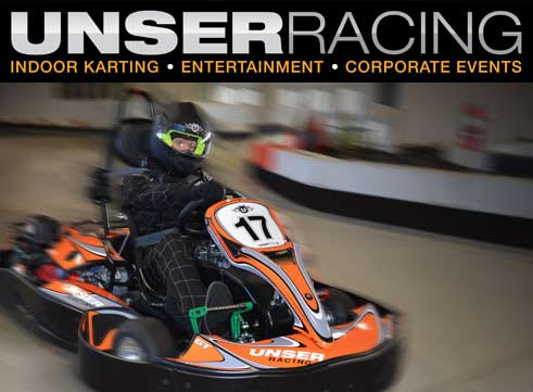 October Happy Hour at Unser Racing - GRAND FINALE!