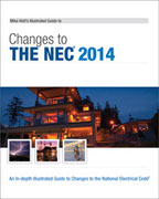 2014 NEC Changes Book Photo