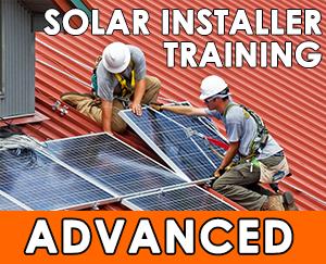 NABCEP Advanced Solar PV Installer Class - IECRM