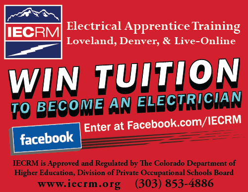 IECRM Tuition Giveaway Ad